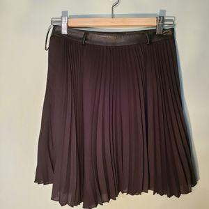 Karl Lagerfeld black skirt